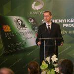 1500 milliárd forint kihelyezett hitel a Széchenyi Kártya Programban 13