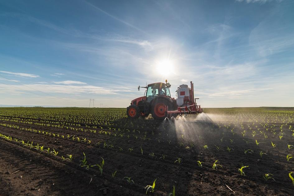 traktor, növénytermesztés, föld