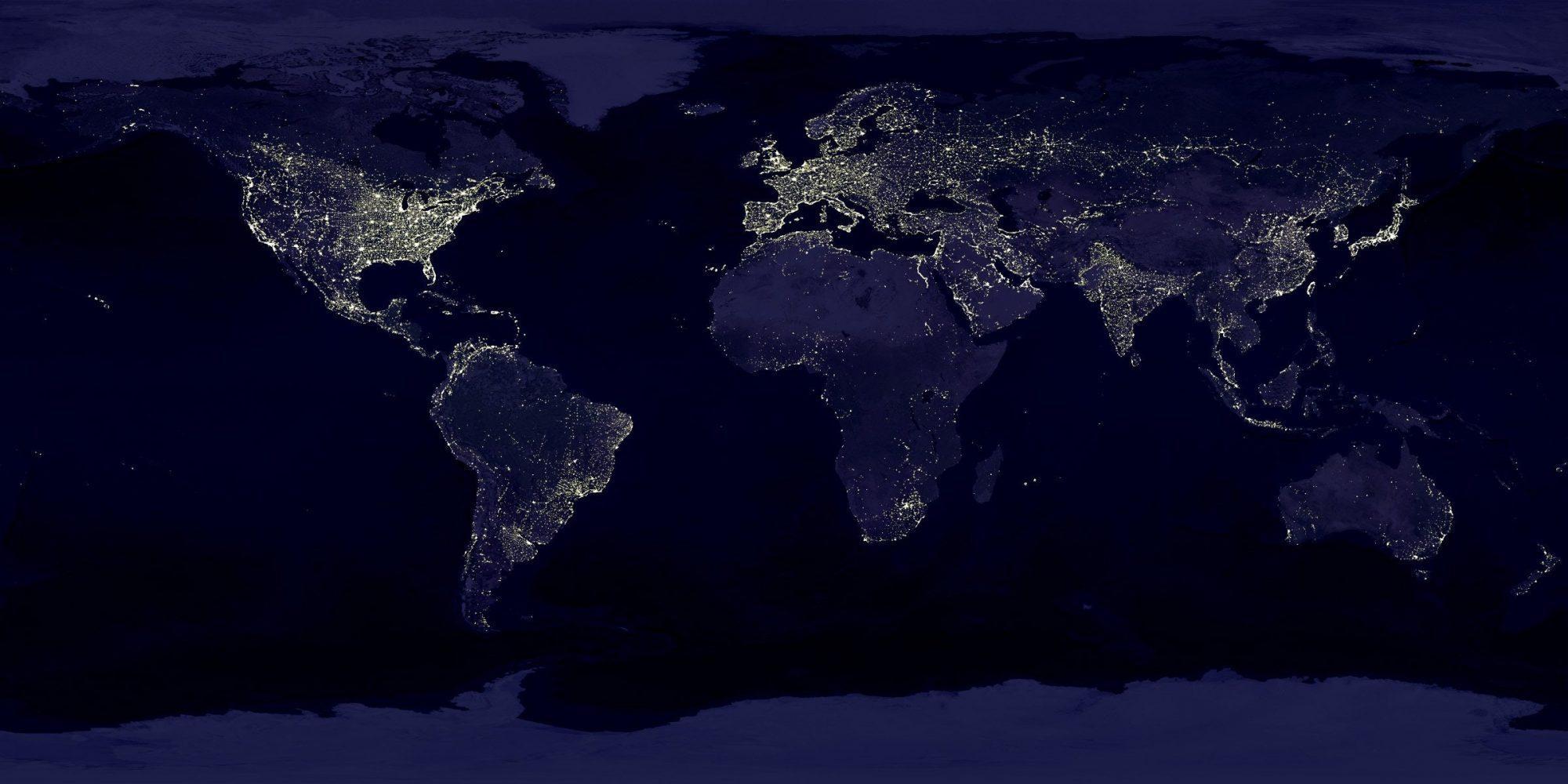 világ, kontinensek