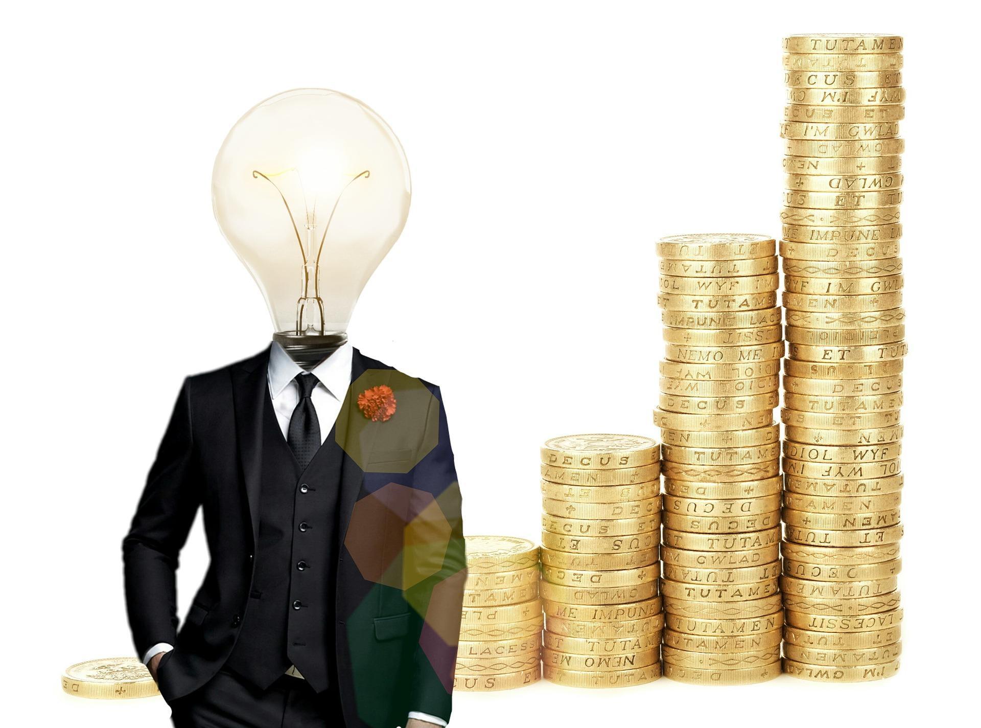 okos pénz, energia