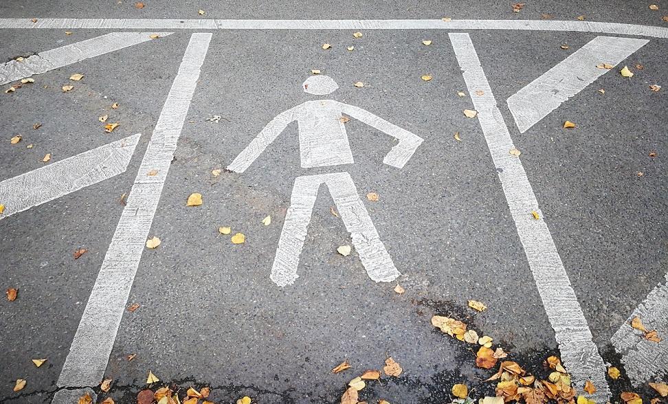 gyalogos átkelő, közlekedés