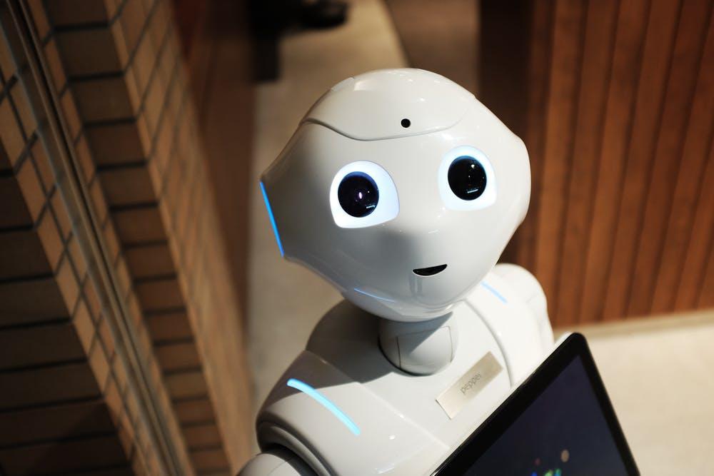 mesterséges intelligencia, robot