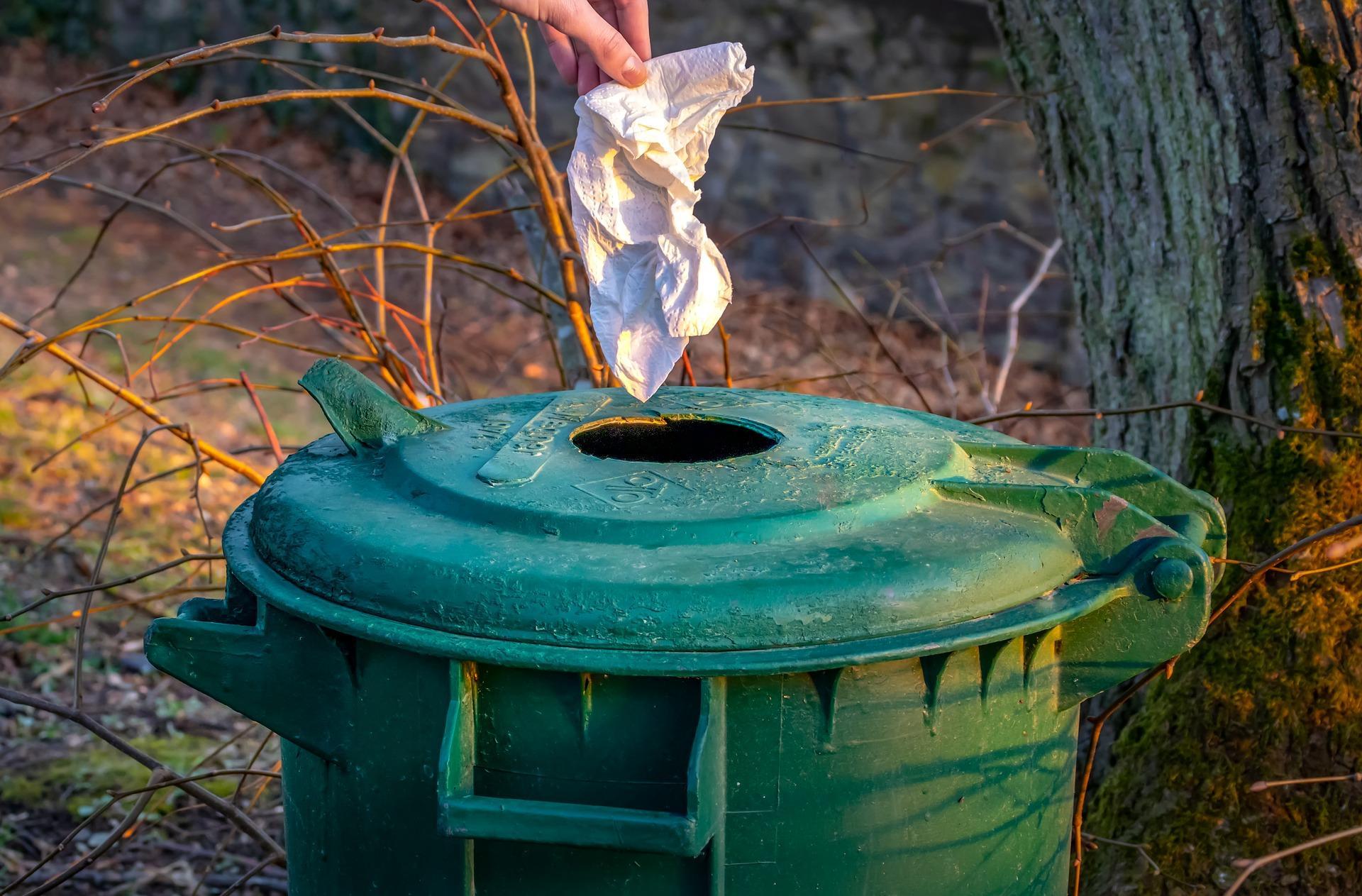környezetszennyezés, szemét, hulladékgazdálkodás