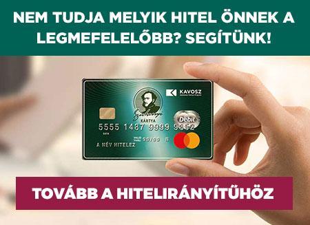 Széchenyi támogatást megelőlegező hitel 1