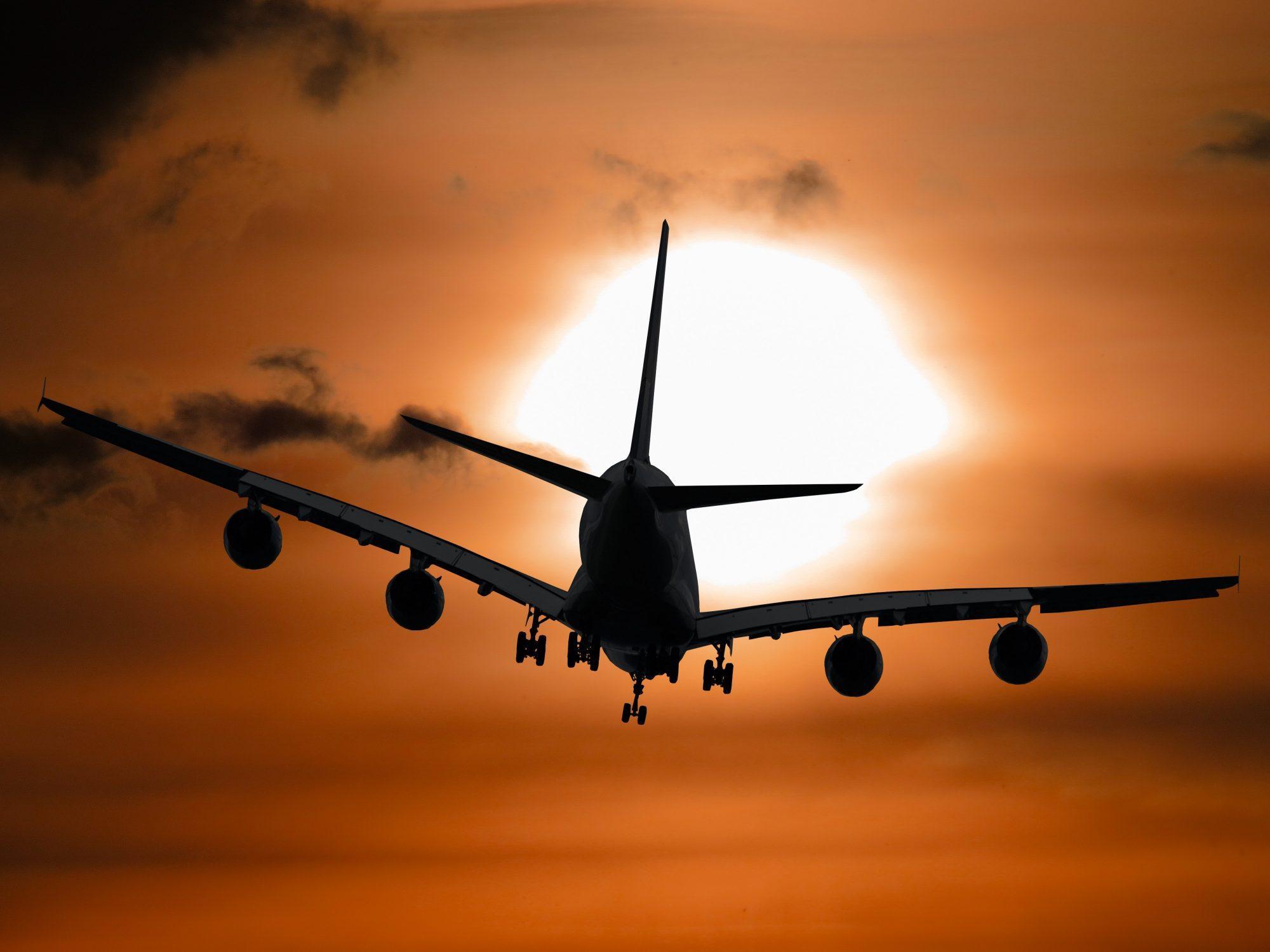 utasszállító, repülő
