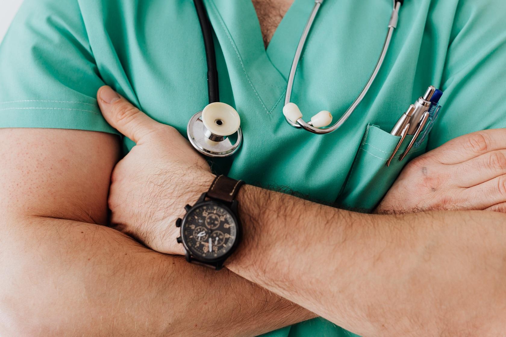 doktor, ellátás, egészségügy