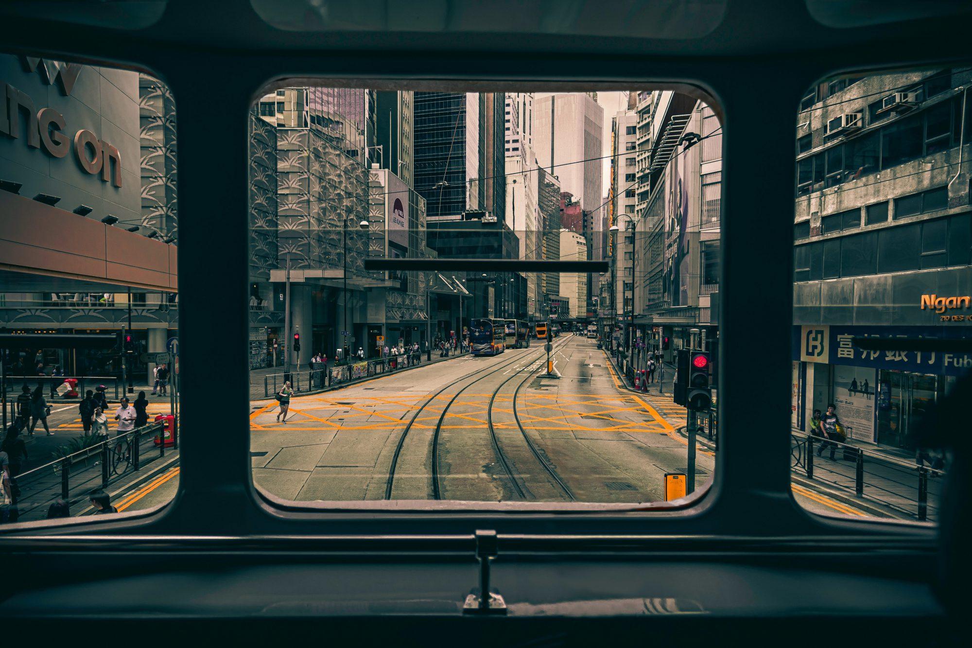 ingázó, utazás, város