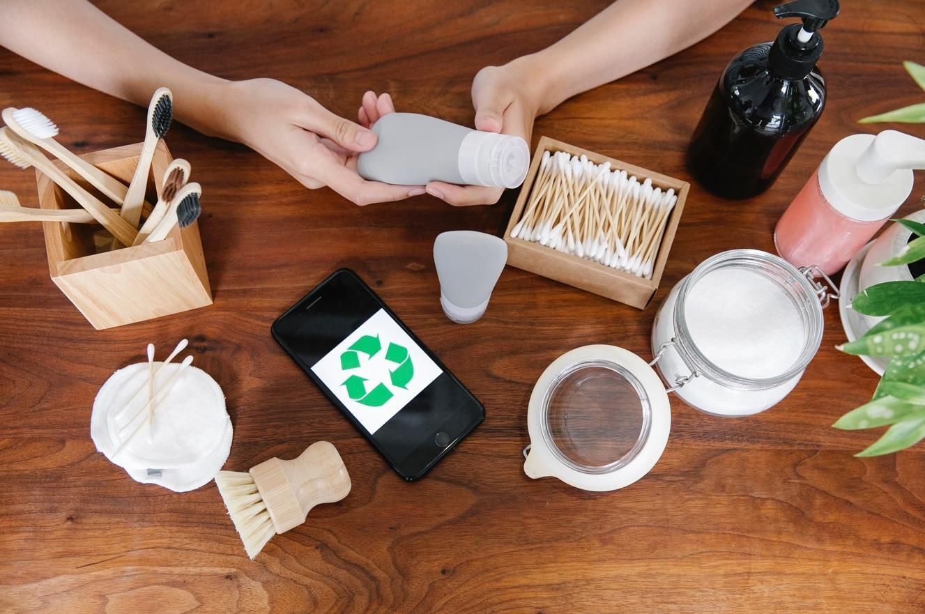 újrahasznosítás, környezetvédelem