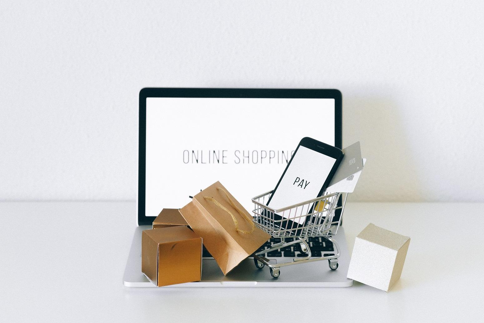 online vásárlás, webshop, e-kereskedelem