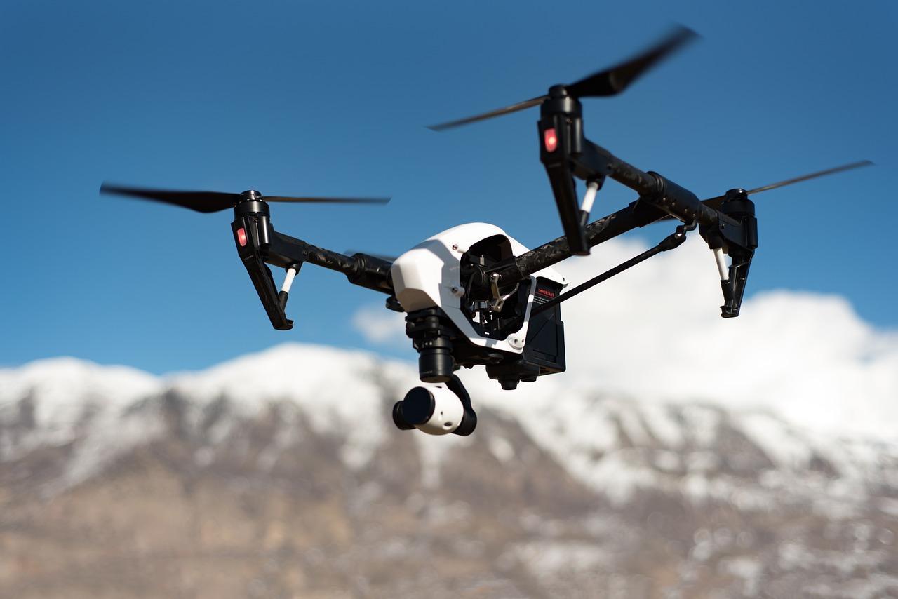 drón, légi képalkotás